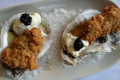 """Chicken Fried"" Oysters"